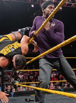 WWE2019年1月24日 NXT - 2019.01.24 NXT