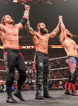 WWE2019年1月31日 NXT - 2019.01.31 NXT