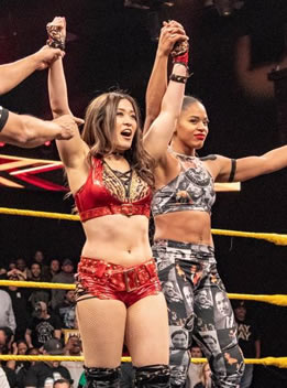 WWE2019年2月7日 NXT - 2019.02.07 NXT