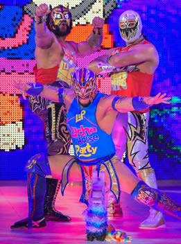 WWE2019年2月14日 205 Live - 2019.02.14 205 Live