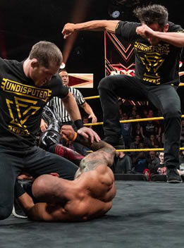 WWE2019年2月14日 NXT - 2019.02.14 NXT