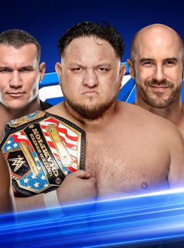 WWE2019年3月20日 SD - 2019.03.20 SmackDown