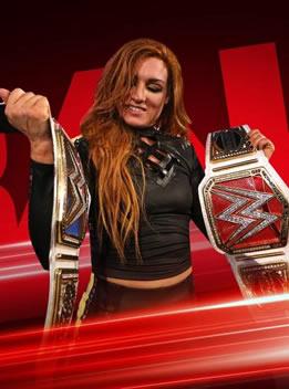 WWE2019年4月9日 RAW - 2019.04.09 RAW
