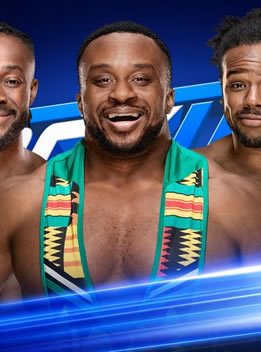 WWE2019年5月22日 SD - 2019.05.22 SmackDown