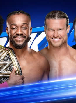 WWE2019年6月12日 SD - 2019.06.12 SmackDown