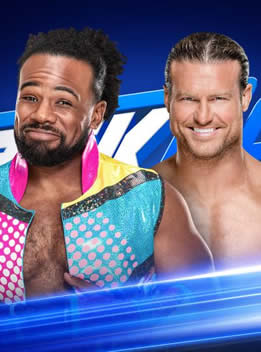 WWE2019年6月19日 SD - 2019.06.19 SmackDown