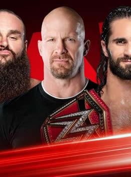 WWE2019年9月10日 RAW - 2019.09.10 RAW
