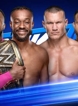 WWE2019年9月18日 SD - 2019.09.18 SmackDown