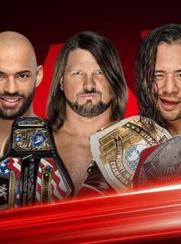WWE2019年9月24日 RAW - 2019.09.24 RAW