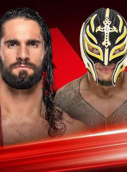 WWE2019年10月1日 RAW - 2019.10.01 RAW