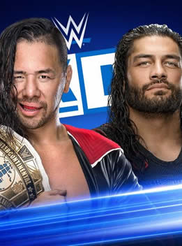 WWE2019年10月19日 SD - 2019.10.19 SmackDown