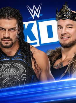 WWE2019年11月9日 SD - 2019.11.09 SmackDown