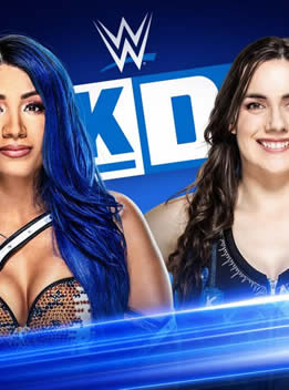 WWE2019年11月16日 SD - 2019.11.16 SmackDown