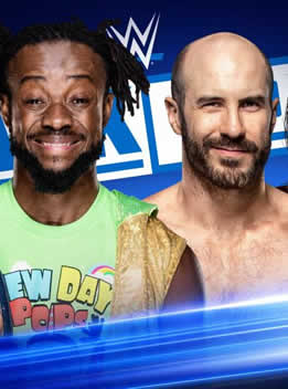 WWE2019年12月21日 SD - 2019.12.21 SmackDown