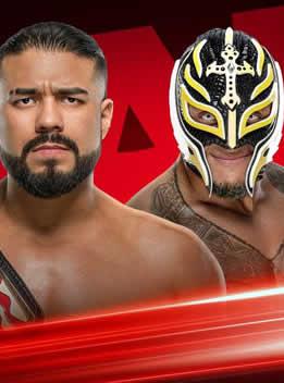 WWE2020年1月21日 RAW - 2020.01.21 RAW