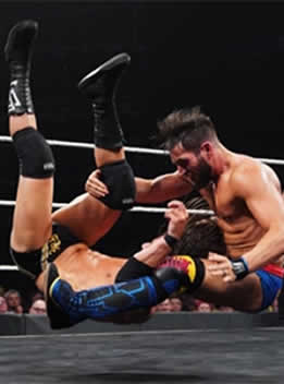 WWE2020年1月2日 NXT - 2020.01.02 NXT
