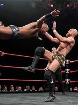 WWE2020年1月12日 NXT UK - 2020.01.12 NXT