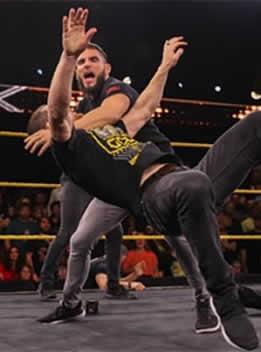 WWE2020年1月17日 NXT - 2020.01.17 NXT