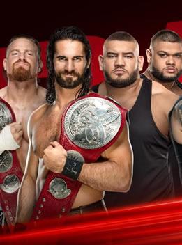 WWE2020年2月11日 RAW - 2020.02.11 RAW