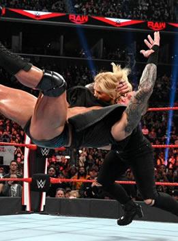 WWE2020年3月3日 RAW - 2020.03.03 RAW