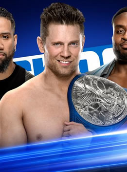 WWE2020年4月18日 SD - 2020.04.18 SmackDown