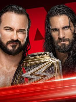 WWE2020年4月21日 RAW - 2020.04.21 RAW