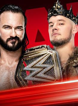 WWE2020年5月19日 RAW - 2020.05.19 RAW