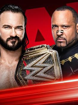 WWE2020年5月26日 RAW - 2020.05.26 RAW