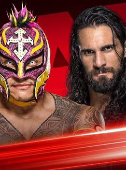 WWE2020年6月2日 RAW - 2020.06.02 RAW