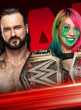 WWE2020年6月30日 RAW - 2020.06.30 RAW