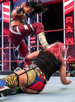 WWE2020年7月7日 RAW - 2020.07.07 RAW