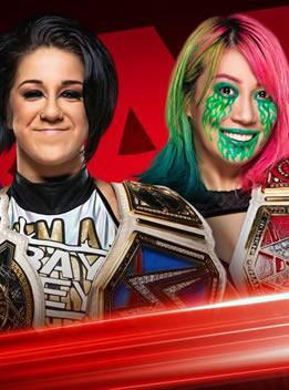 WWE2020年7月14日 RAW - 2020.07.14 RAW