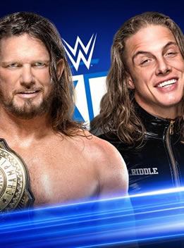 WWE2020年7月18日 SD - 2020.07.18 SmackDown