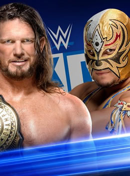 WWE2020年8月1日 SD - 2020.08.01 SmackDown