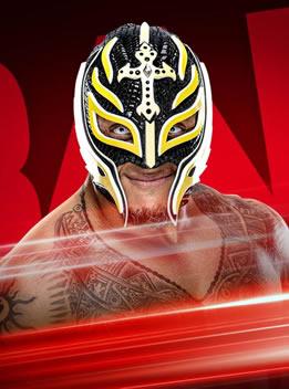 WWE2020年8月18日 RAW - 2020.08.18 RAW