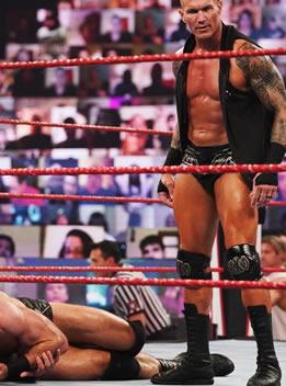 WWE2020年9月22日 RAW - 2020.09.22 RAW
